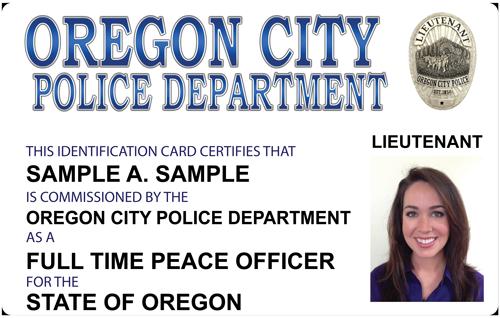 Oregon DMV Sample Oregon Driver Licenses & ID Cards