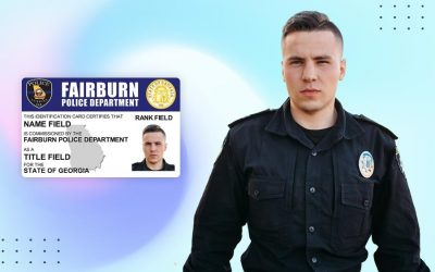 2 Reasons You Need Secure Police ID Cards
